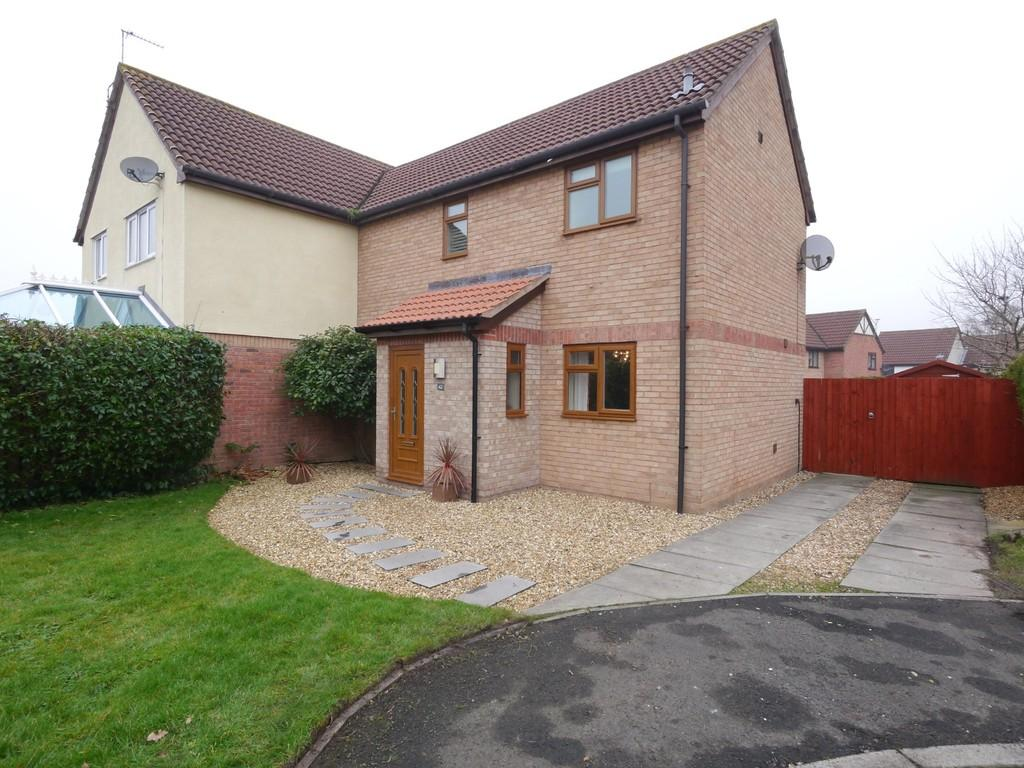 3 Bedrooms Semi Detached House for sale in 42 Castlefields, Tattenhall, CH3 9RD