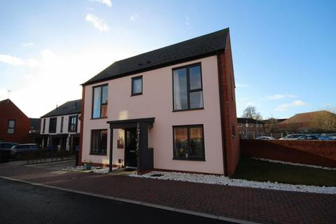3 bedroom detached house to rent - PRINCE WILLIAM DRIVE, DERBY