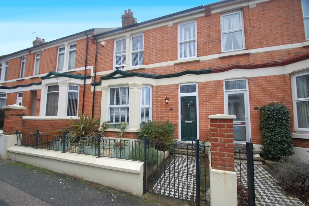 3 Bedrooms Terraced House for sale in Holmside, Gillingham, ME7