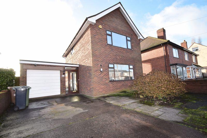 3 Bedrooms Detached House for sale in Beechtree Road, Walsall Wood