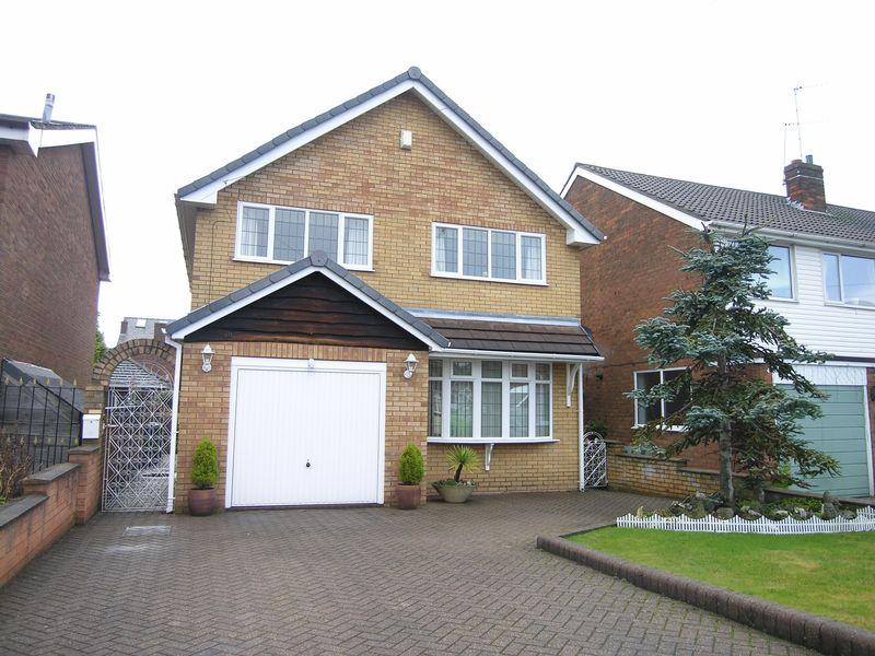 3 Bedrooms Detached House for sale in Chapel Street, Walsall