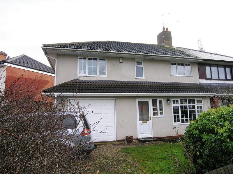 4 Bedrooms Semi Detached House for sale in Sidcup Road, Birmingham