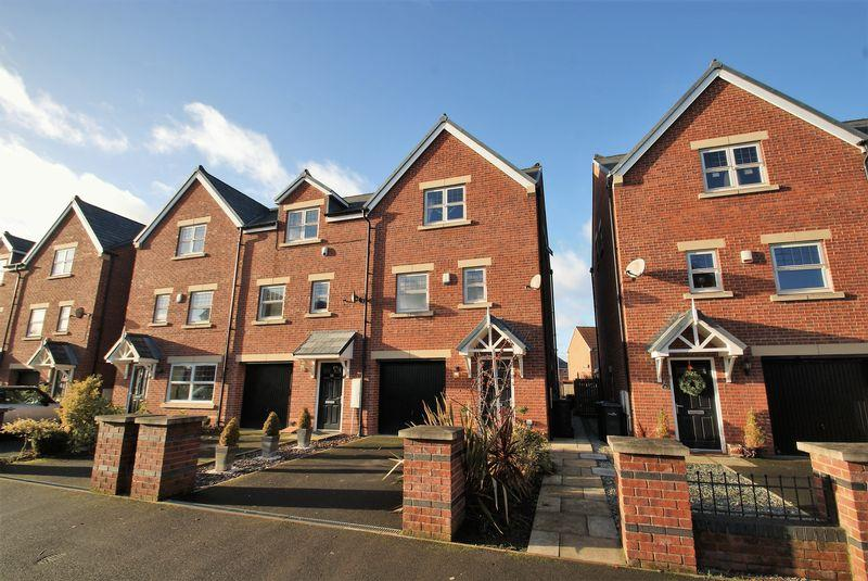 3 Bedrooms Terraced House for sale in Cherryfield Drive, Middlesbrough