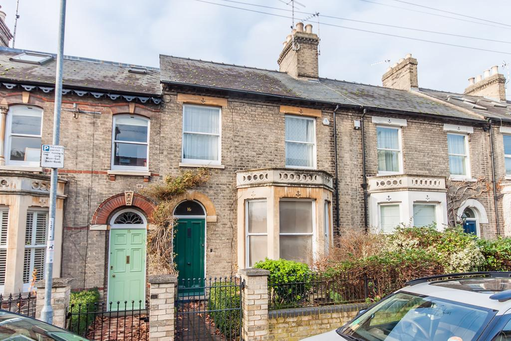 3 Bedrooms Terraced House for sale in Holland Street, Cambridge