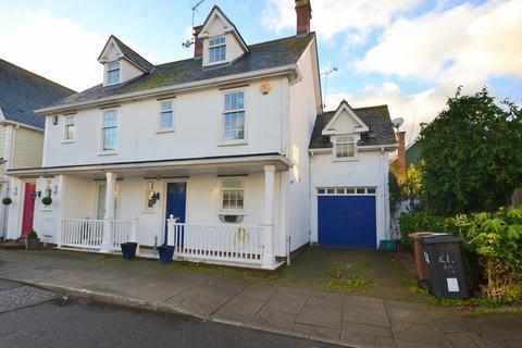 4 bedroom semi-detached house for sale - Burnell Gate, Chelmsford, CM1 6ED