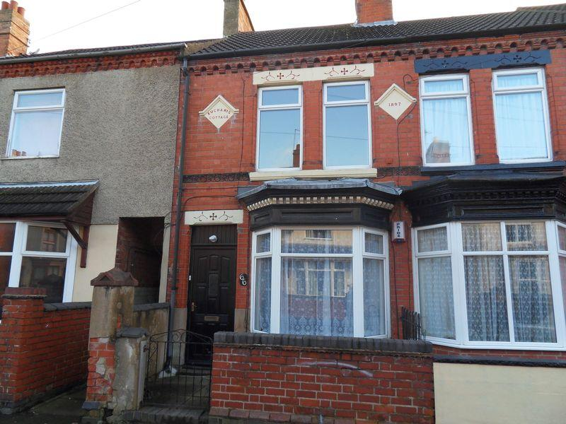 2 Bedrooms Terraced House for sale in Park Road, Coalville