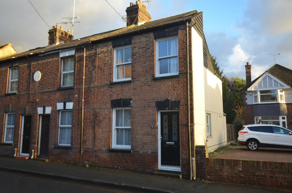 2 Bedrooms End Of Terrace House for sale in Bridge Street, Witham, CM8 1BU