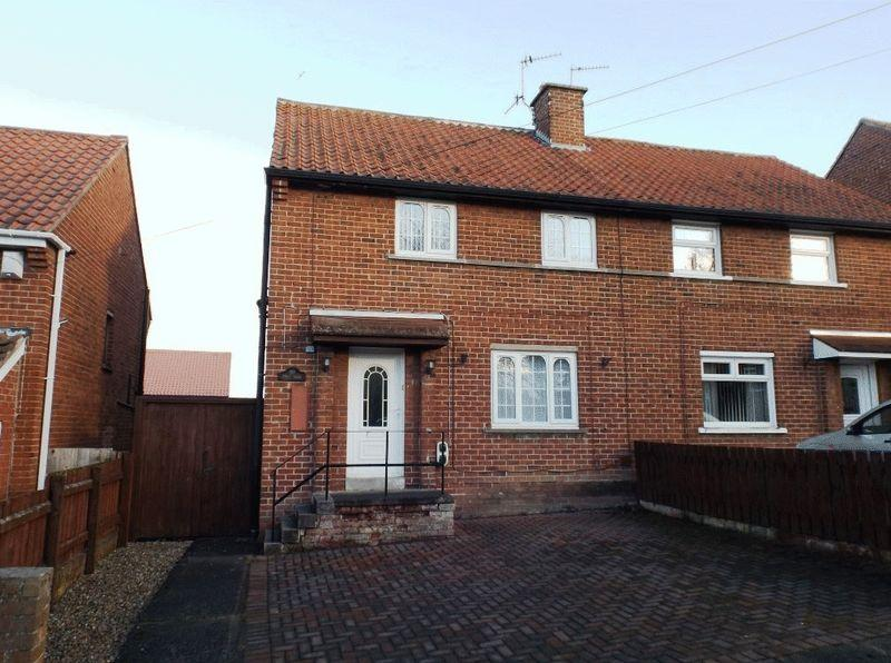 3 Bedrooms Semi Detached House for sale in West Park, Morpeth