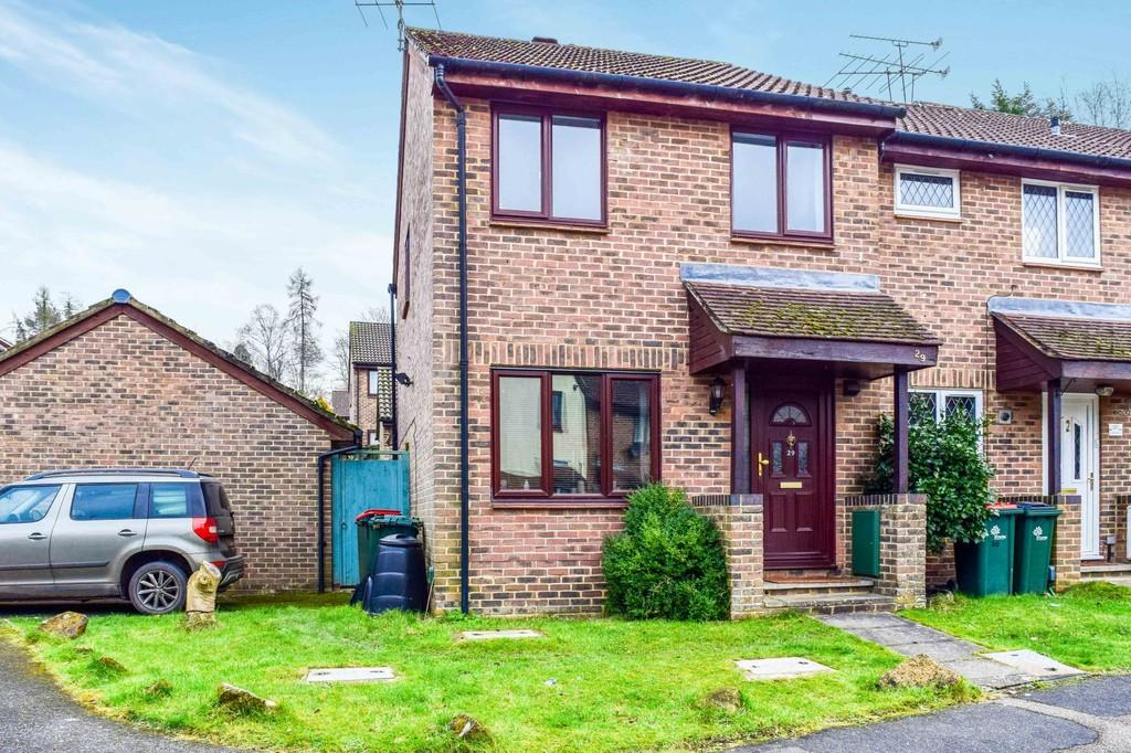 3 Bedrooms End Of Terrace House for sale in Detling Road, Tollgate Hill