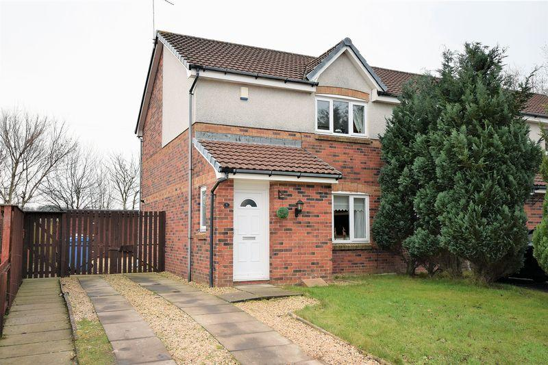 2 Bedrooms End Of Terrace House for sale in 5 Earl Drive, Dundonald KA2 9DE