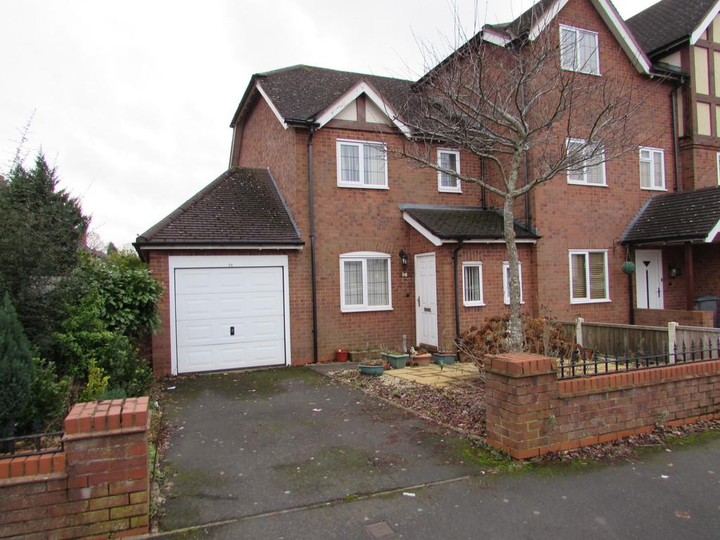 3 Bedrooms End Of Terrace House for sale in Westbourne Road, Solihull