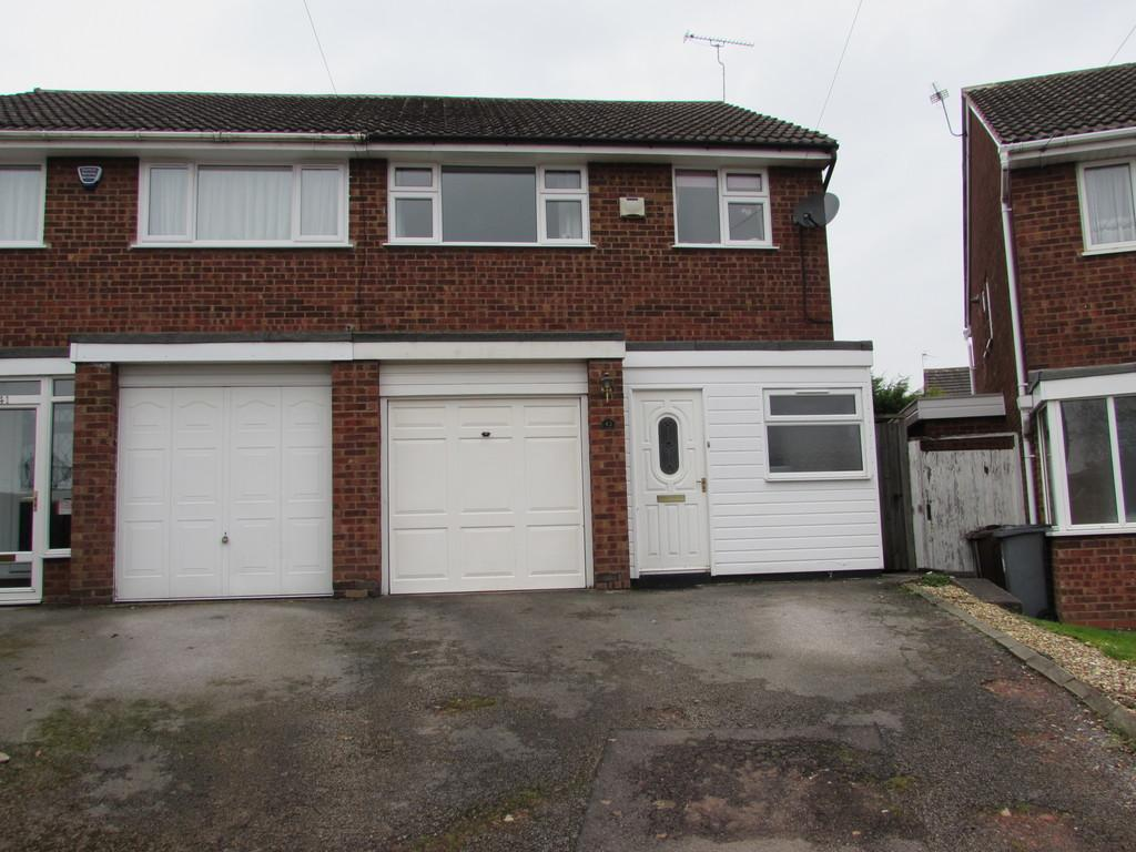 3 Bedrooms Semi Detached House for sale in Lammas Close, Solihull