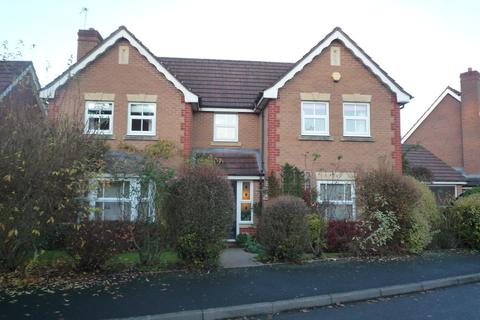 4 bedroom detached house to rent - Huntley Drive, Solihull