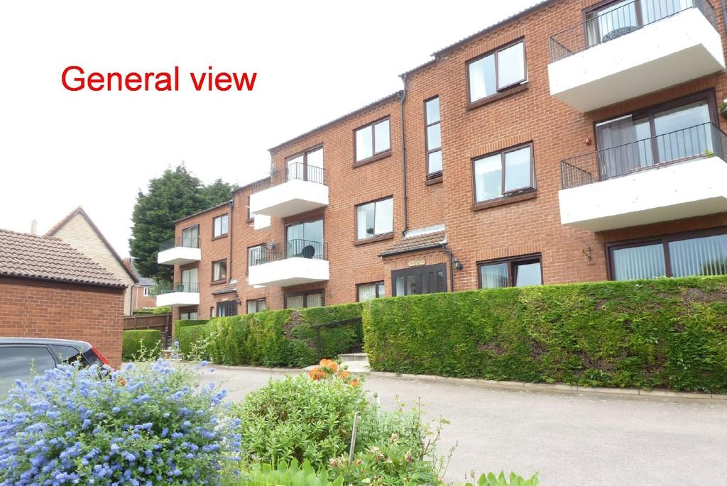 2 Bedrooms Apartment Flat for sale in Sheringham