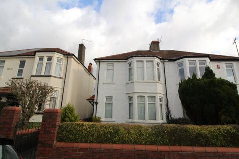 3 bedroom semi-detached house to rent - Aubrey Avenue, Cardiff