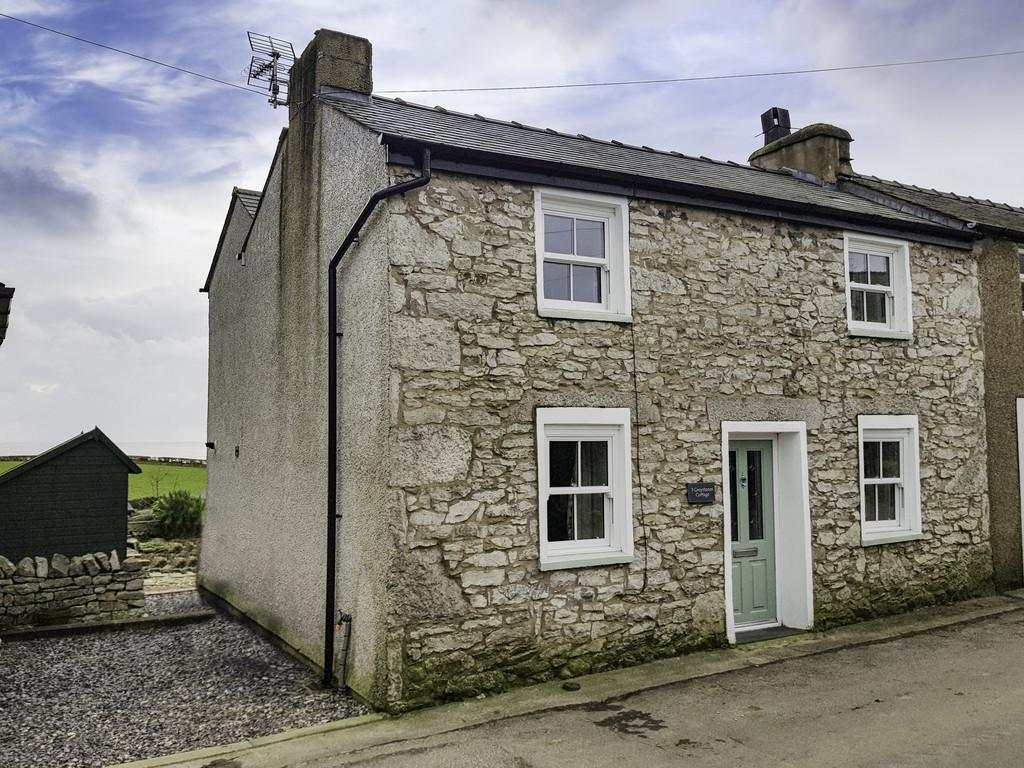 3 Bedrooms Cottage House for sale in 1 Greystones Cottage,Baycliff,Ulverston, LA12 9RL