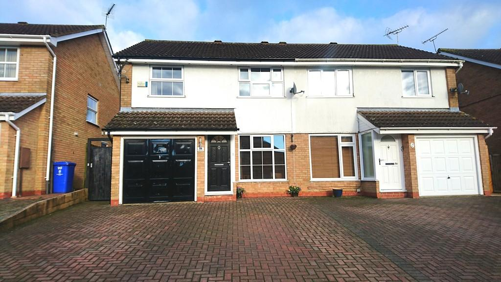 3 Bedrooms Semi Detached House for sale in Martial Daire Boulevard, Brackley