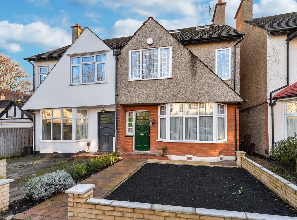 4 Bedrooms Semi Detached House for sale in Woodcote Road, Wanstead
