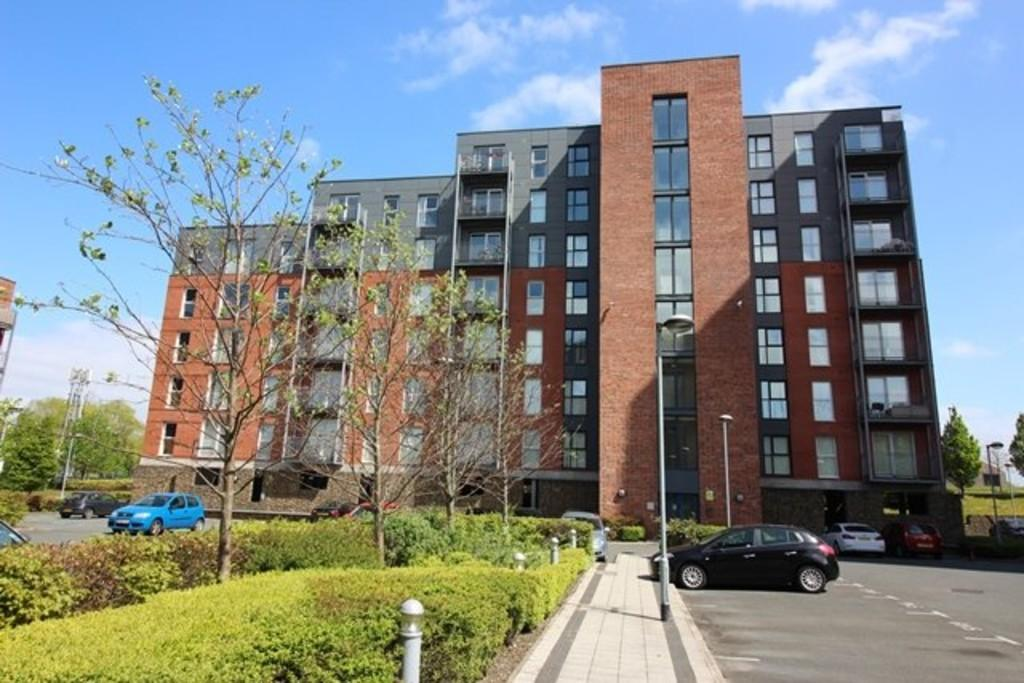 2 Bedrooms Apartment Flat for rent in 3 Stillwater Drive, Manchester