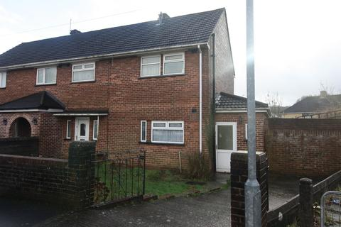 3 bedroom end of terrace house to rent - Cyntwell Crescent, Cardiff