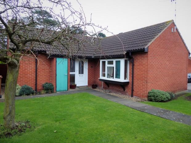 2 Bedrooms Bungalow for sale in De Montfort, Melton Mowbray, LE13