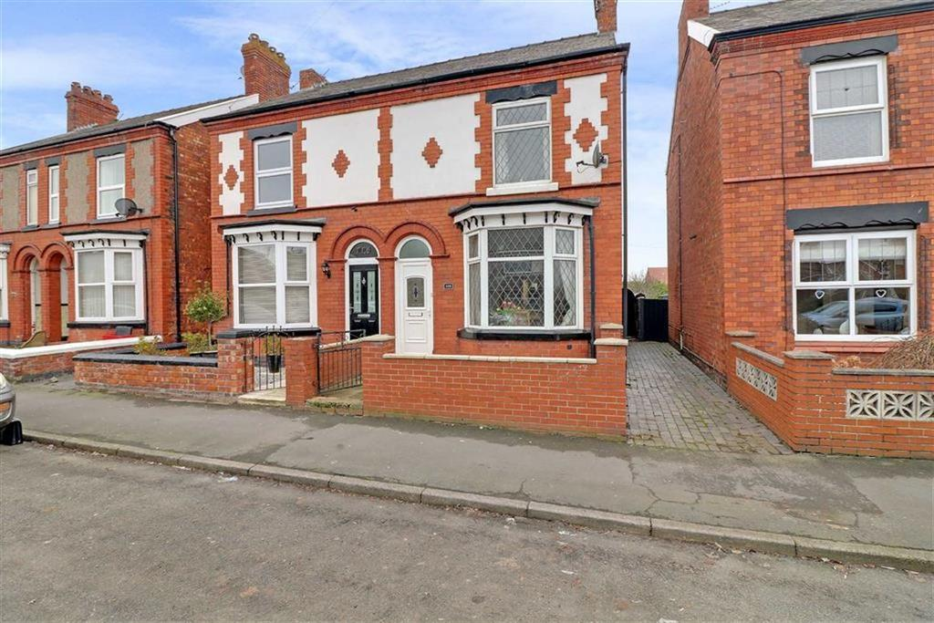 3 Bedrooms Semi Detached House for sale in Crook Lane, Winsford, Cheshire