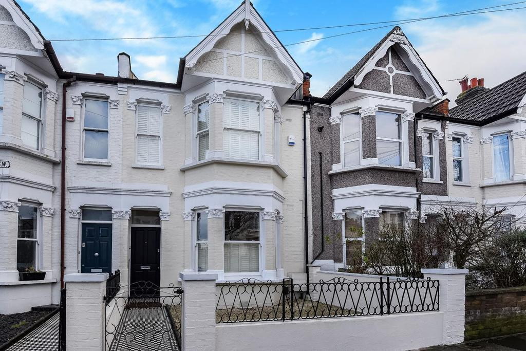 3 Bedrooms Terraced House for sale in Brookwood Road, Southfields
