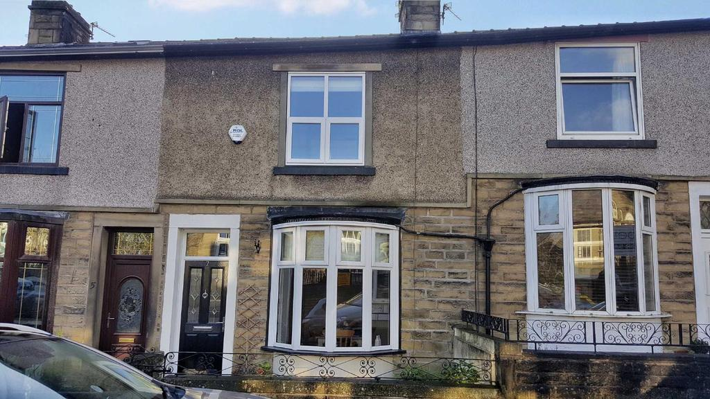 3 Bedrooms Terraced House for sale in Rushton Street, Barrowford, Lancashire, BB9