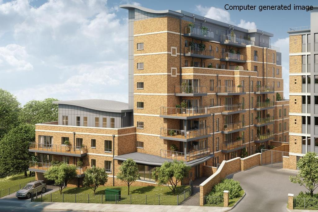 2 Bedrooms Flat for sale in Alto, Sylvan Hill, Crystal Palace