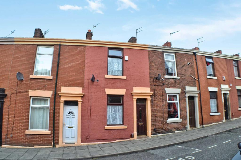 2 Bedrooms Terraced House for sale in Walsh Street, Blackburn, BB2