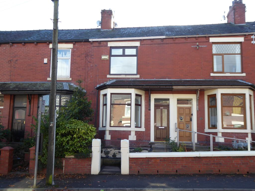 2 Bedrooms Terraced House for rent in Livesey Branch Road, Blackburn, Lancashire, BB2