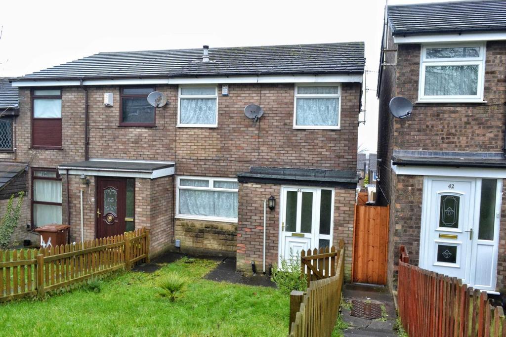 3 Bedrooms Terraced House for sale in Delph Approach, Blackburn, BB1
