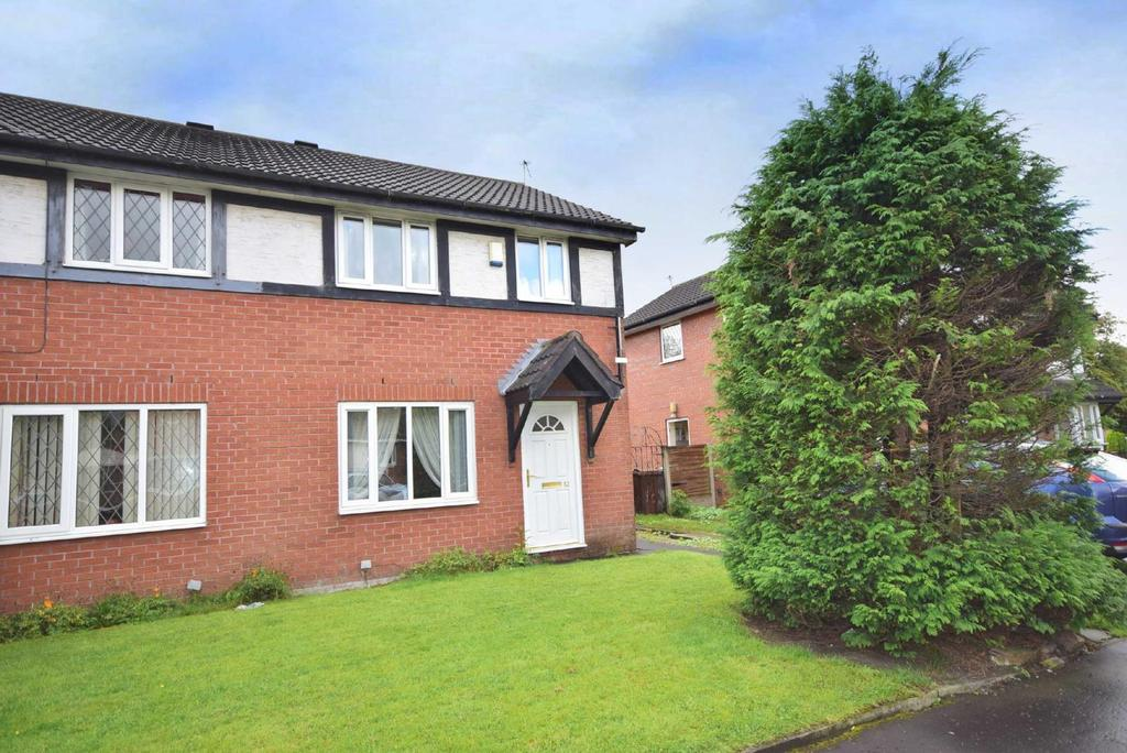 3 Bedrooms Semi Detached House for sale in Belper Street, Blackburn, BB1