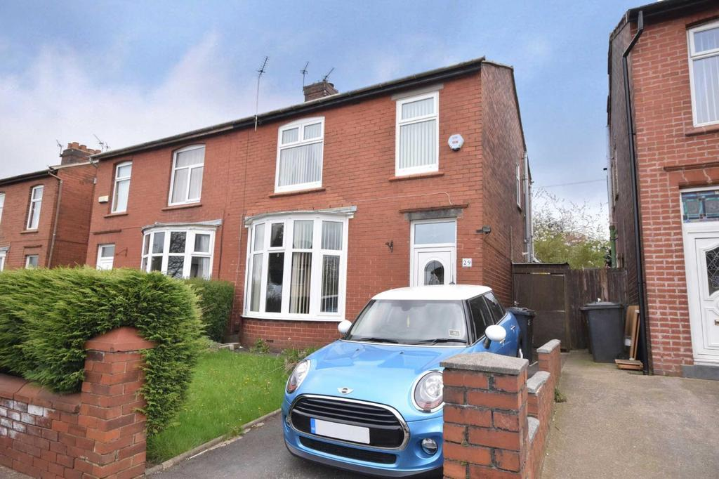 3 Bedrooms Semi Detached House for sale in Sunnybank Road, Blackburn, BB2