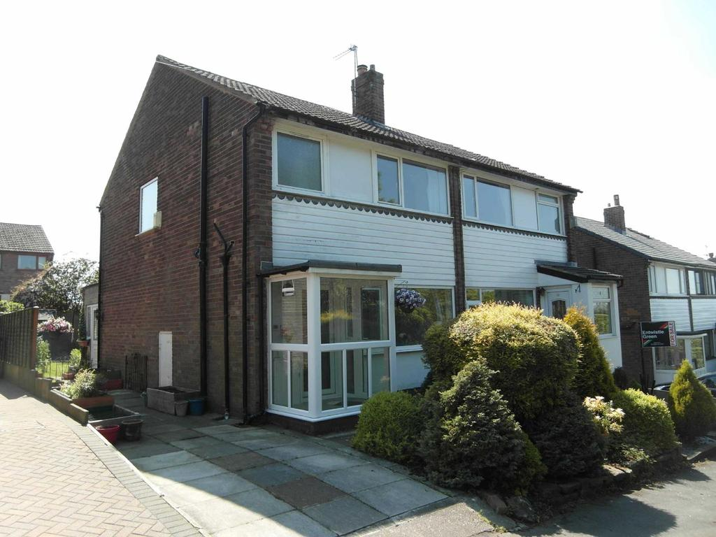3 Bedrooms Semi Detached House for sale in Hollowhead Lane, Wilpshire, BB1