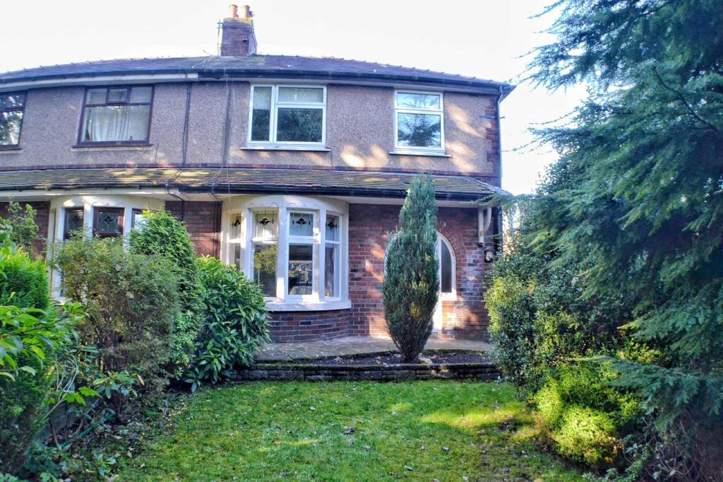 3 Bedrooms Semi Detached House for sale in Bolton Road, Blackburn, BB2