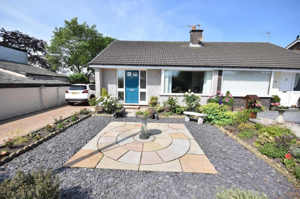 2 Bedrooms Semi Detached Bungalow for sale in Nickey Lane, Mellor, Blackburn, BB2