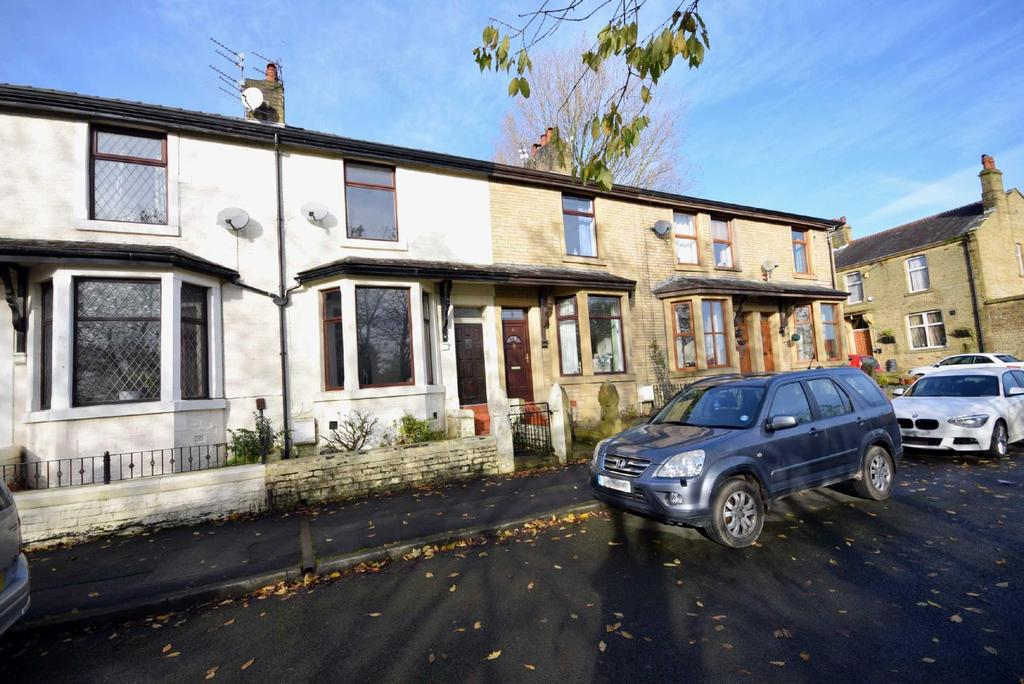 2 Bedrooms Terraced House for sale in Nuttall Avenue, Great Harwood, Lancashire, BB6