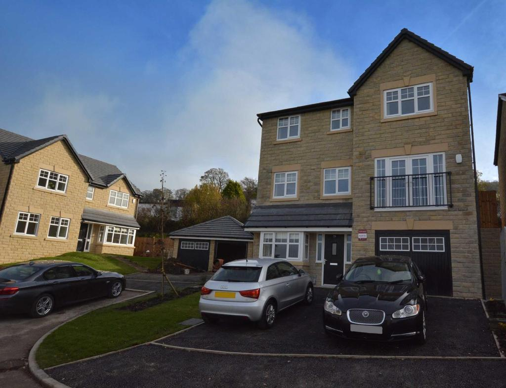 4 Bedrooms Detached House for sale in Valley View, Whalley Road, Billington, BB7