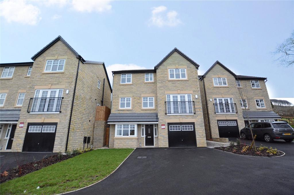 4 Bedrooms Detached House for sale in Plot 17, Valley View, Whalley Road, Billington, BB7