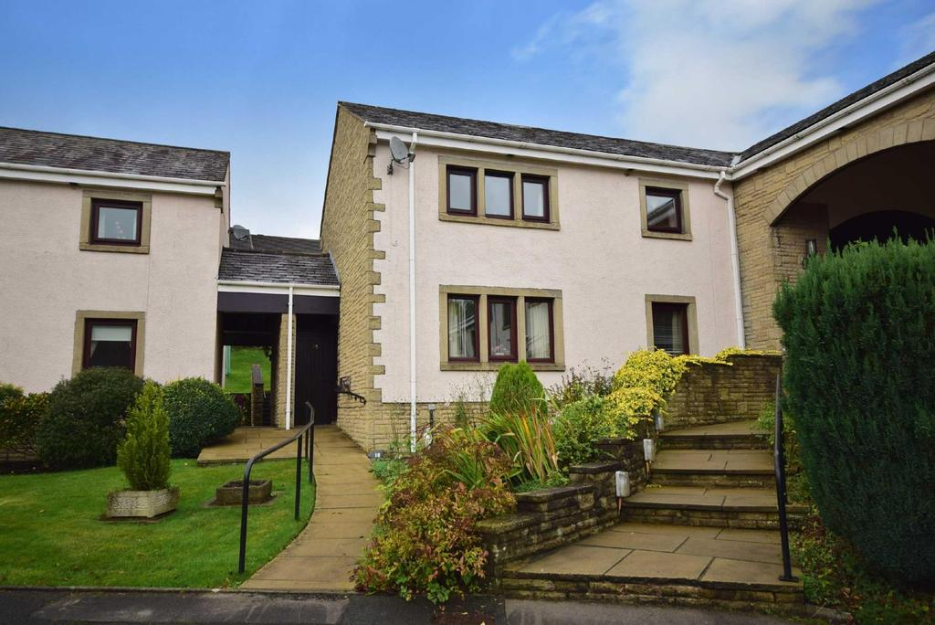 2 Bedrooms Apartment Flat for sale in Manorfields, Whalley, BB7