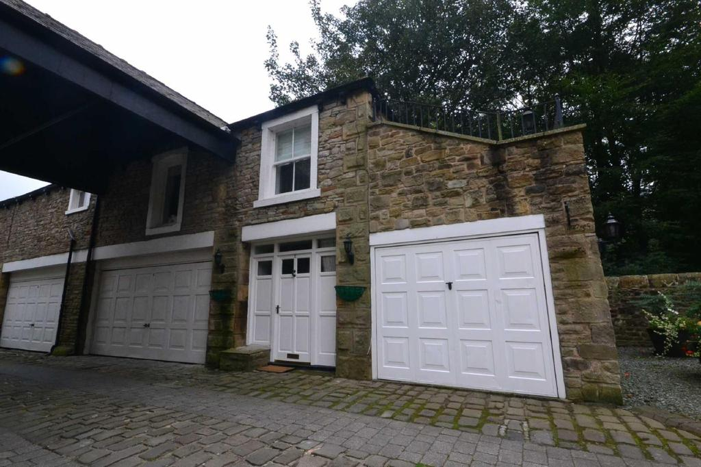 2 Bedrooms Apartment Flat for sale in Abbey Mews, King Street, Whalley, Lancashire, BB7