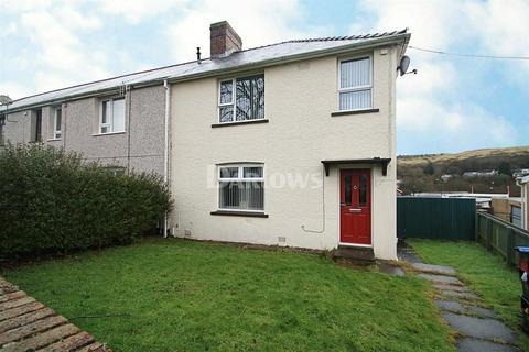3 bedroom semi-detached house for sale - Lilian Grove, Glyncoed, Ebbw Vale, Gwent