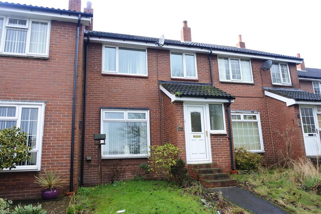 3 Bedrooms Terraced House for sale in Danes Crest, Northallerton