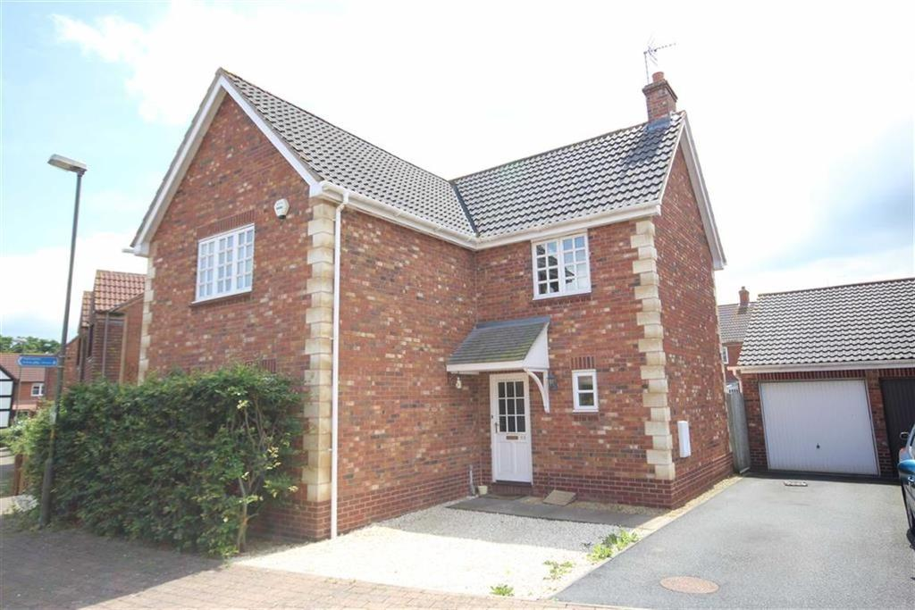 4 Bedrooms Detached House for sale in Graylag Crescent, Walton Cardiff, Tewkesbury, Gloucestershire