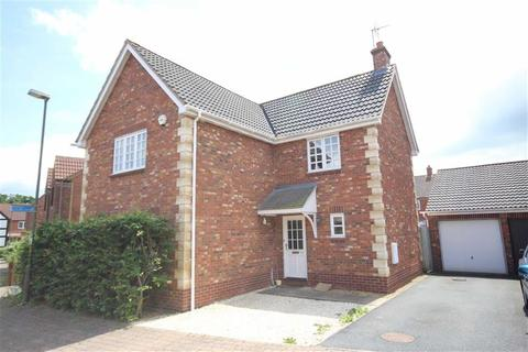 4 bedroom detached house for sale - Graylag Crescent, Walton Cardiff, Tewkesbury, Gloucestershire