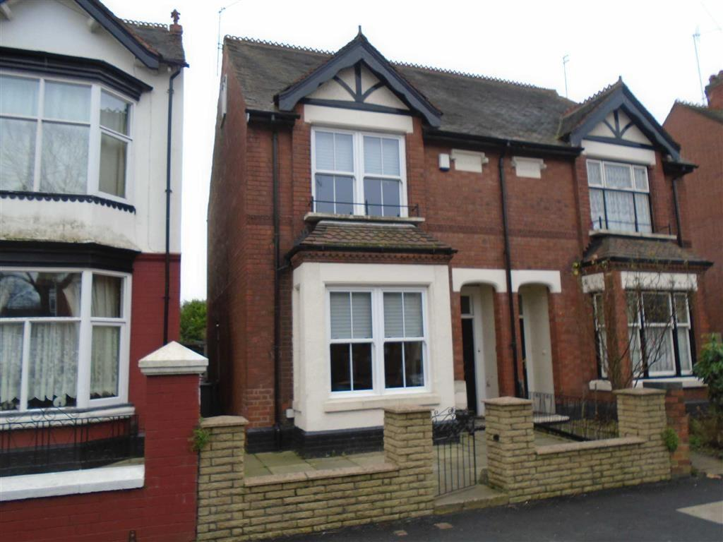 4 Bedrooms Semi Detached House for sale in Manor Court Road, Nuneaton, Warwickshire, CV11