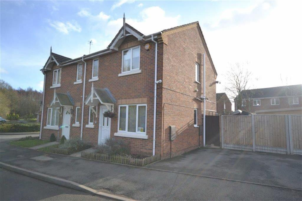 3 Bedrooms Semi Detached House for sale in Rannoch Drive, Stockingford, Nuneaton