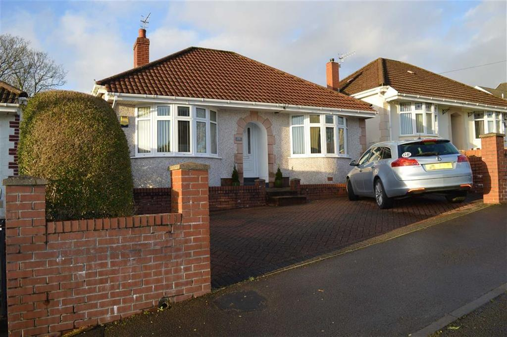 2 Bedrooms Detached Bungalow for sale in Quarry Road, Swansea, SA5
