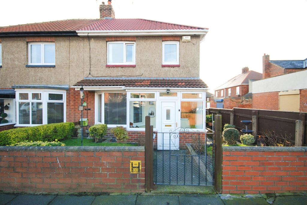 3 Bedrooms Semi Detached House for sale in St Aidans Avenue, Grangetown